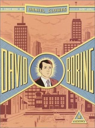 David Boring  by  Daniel Clowes