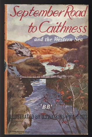 September Road To Caithness And The Western Sea  by  B.B.