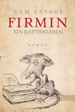 Firmin:  Ein Rattenleben  by  Sam Savage