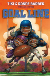 Goal Line  by  Tiki Barber