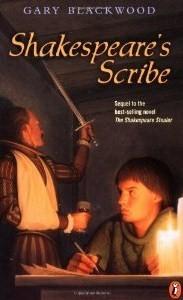 Shakespeares Scribe (Shakespeare Stealer, #2) Gary L. Blackwood