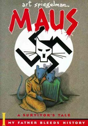 Maus, I: A Survivors Tale: My Father Bleeds History (Maus, #1) Art Spiegelman