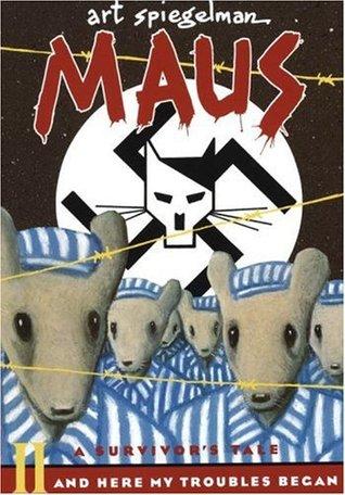 Maus I Art Spiegelman