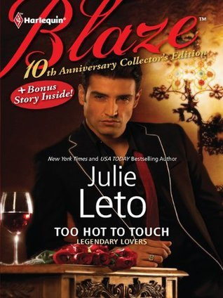 Too Hot to Touch / Exposed Julie Leto