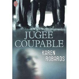 Jugée Coupable Karen Robards