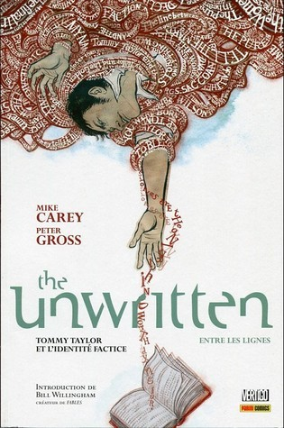 Tommy Taylor et lidentité factice (The Unwritten - Entre les lignes, #1)  by  Mike Carey