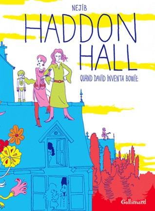 Haddon Hall  by  Néjib