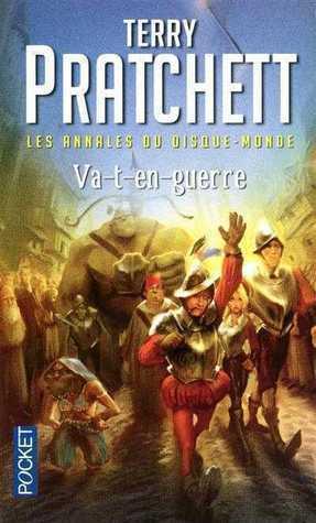 Va-t-en-guerre (Les Annales Du Disque Monde, Tome 21) Terry Pratchett