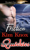 Friction (Planetary Bodies, #2) Kim Knox