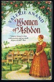 Women of Ashdon (Bridges Over Time, #3) Valerie Anand