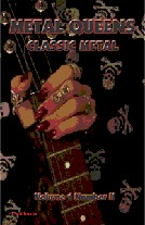 Metal Queens: Classic Metal Volume I Number II Armand Rosamilia