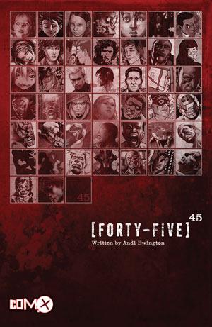 Forty-Five Andi Ewington