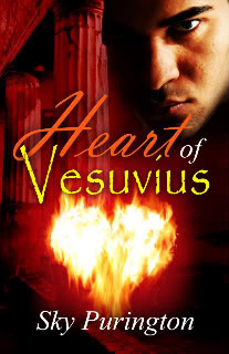 Heart of Vesuvius (Forsaken Brethren #2) Sky Purington
