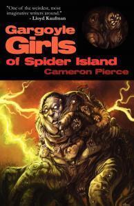 Gargoyle Girls of Spider Island Cameron Pierce