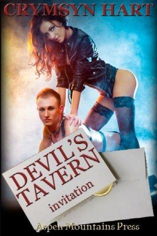 Invitation (Devils Tavern, #1) Crymsyn Hart