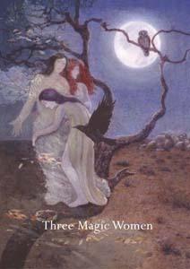 Three Magic Women  by  Nell Grey