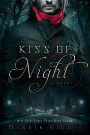 Kiss of Night (Kiss Trilogy, #1) Debbie Viguié