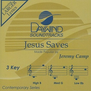 Jesus Saves [Accompaniment/Performance Track] NOT A BOOK
