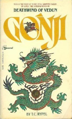 Gonji: A Hungering of Wolves T.C. Rypel