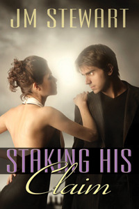 Staking His Claim (Morgan Family, #1)  by  J.M. Stewart