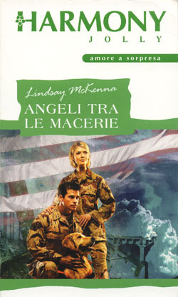 Angeli tra le macerie  by  Lindsay McKenna