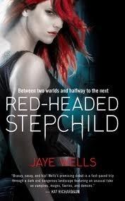 Red-Headed Stepchild (Sabina Kane, #1)  by  Jaye Wells