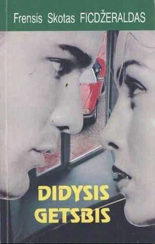 Didysis Getsbis F. Scott Fitzgerald