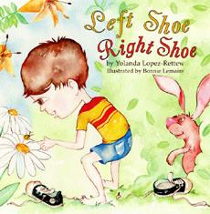 Left Shoe Right Shoe  by  Yolanda Lopez-Rettew