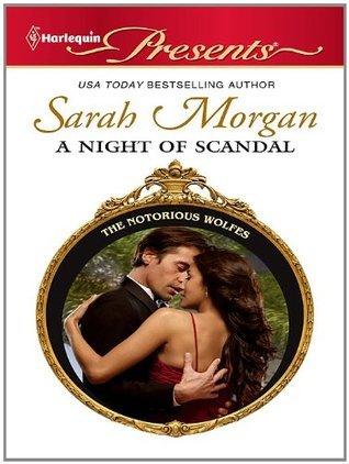 A Night of Scandal Sarah Morgan