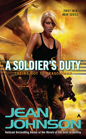 An Officers Duty  by  Jean Johnson