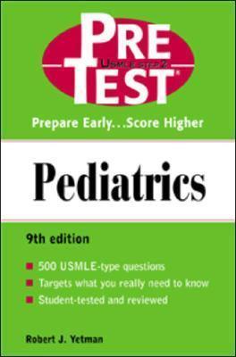 Pediatrics: Psaar  by  Robert J. Yetman