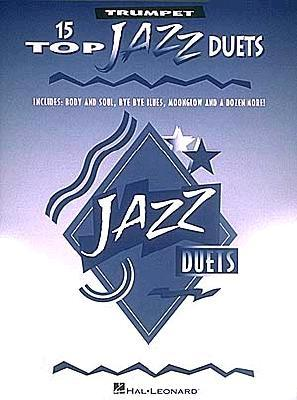 15 Top Jazz Duets: Instrumental Solos for Clarinet  by  Hal Leonard Publishing Company
