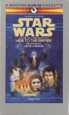 SW: Heir to the Empire  by  Timothy Zahn
