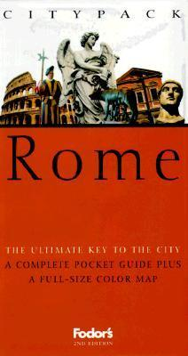 Fodors Citypack Rome (2nd ed)  by  Tim Jepson