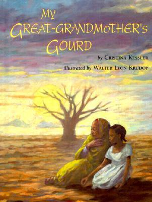 My Great-Grandmothers Gourd  by  Cristina Kessler