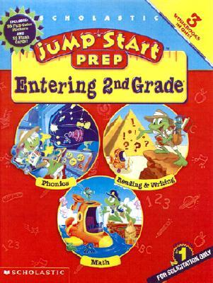 Entering 2nd Grade  by  Scholastic Inc.
