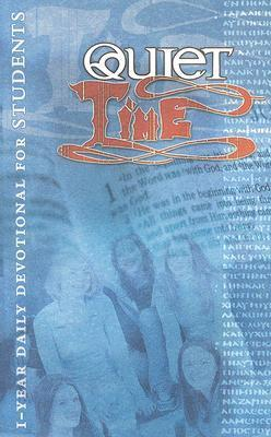 Quiet Time for Students: 1-Year Daily Devotional for Students Word of Life Fellowship Inc.