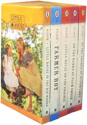Little House 5 Book Box Set (Little House, #1-5) Laura Ingalls Wilder
