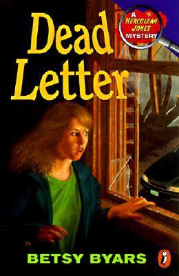 Dead Letter (Herculeah Jones Mysteries #3)  by  Betsy Byars