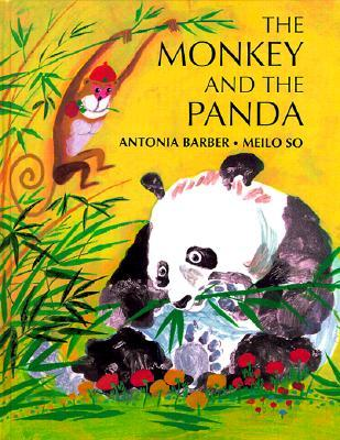 The Monkey And The Panda  by  Antonia Barber