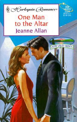 One Man to the Altar Jeanne Allan