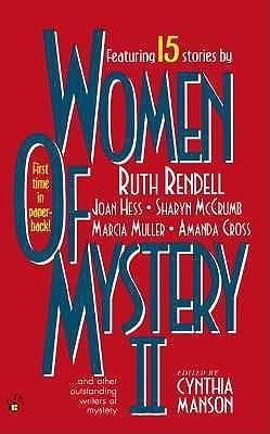 Women of Mystery 2  by  Cynthia Manson