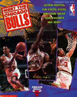 NBA Meet The Chicago Bulls  by  Brendan Hanrahan