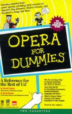 Opera for Dummies: Opera for Dummies  by  David Pogue