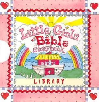 Little Girls Bible Library Carolyn Larsen