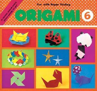 Origami Book 6 - Ladybug, Crown Atsuko Nakata