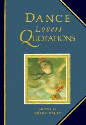 Dance Lovers Quotations Helen Exley