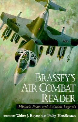 Brasseys Air Combat Reader  by  Walter J. Boyne