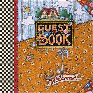 Guest Book - Mary Engelbreit  by  Mary Engelbreit