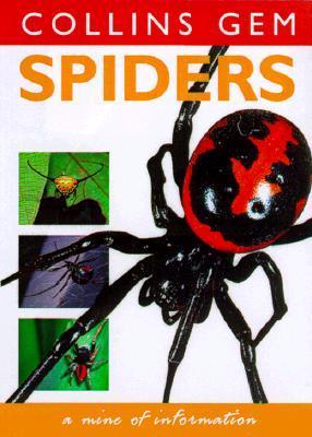 Collins Gem Spiders Photoguide P.D. Hillyard